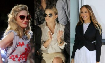 Madonna, Mary-Kate Olsen, Sarah Jessica Parker