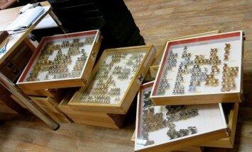 V. Bačiansko drugių kolekcija