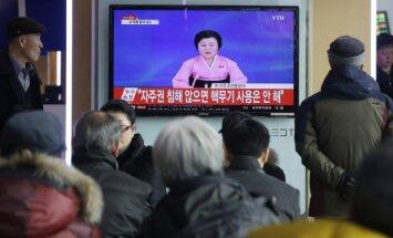 North Korea said it tested an H-bomb