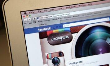 Instagram logotipas