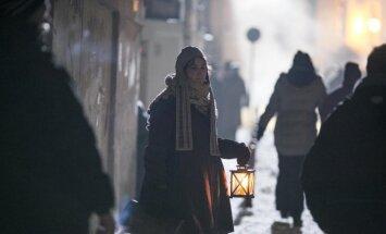 BBC serialo Karas ir taika filmavimas Vilniuje