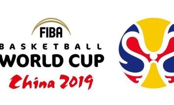 2019 metų pasaulio krepšinio čempionato logotipas