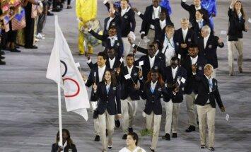 Pabėgėlių rinktinė olimpinėse žaidynėse
