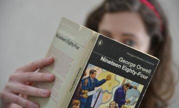 George'o Orwello romanas 1984-ieji