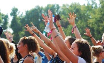 """Berlyną apėmė muzikos festivalis """"Lollapalooza"""""""