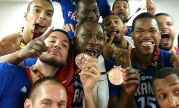 Prancūzijos rinktinės krepšininkai