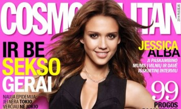 Cosmopolitan.lt - viena iš dvidešimties skaitomiausių Lietuvos internetinių svetainių!