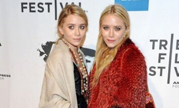 Ashley ir Mary-Kate Olsen