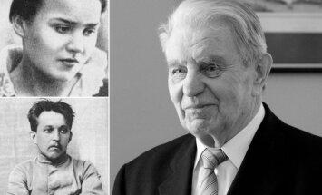 Salomėja Neris, Vincas Krėvė ir Justinas  Marcinkevičius