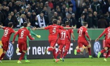 Frankfurto Eintracht futbolininkai