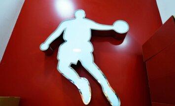 Qiaodan kompanijos naudotas logotipas
