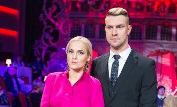 Inga Jankauskaitė ir Mantas Stonkus