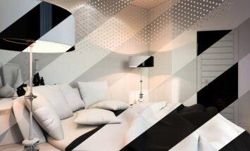 Kokius stebuklus miegamajame sukuria tinkamai parinktas apšvietimas