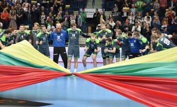 Lietuvos vyrų rankinio rinktinė