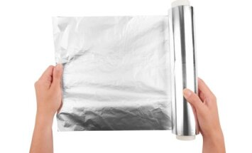 """Netikėti ir praktiški aliuminio folijos panaudojimo būdai <sup style=""""color: #ff0000;"""">1 dalis</sup>"""