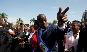 Haičio prezidentas Jovenelis Moise'as