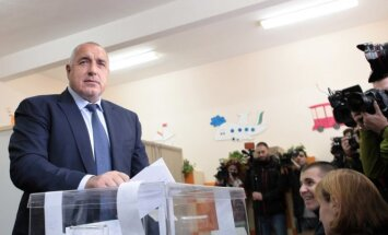 Bulgarijos ministras pirmininkas Boiko Borisov