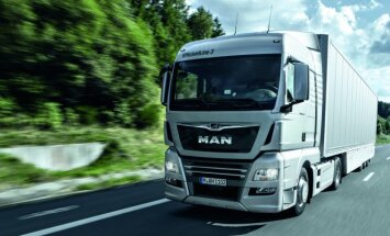 MAN TGX 18.500 Efficient Line 3 vilkikas