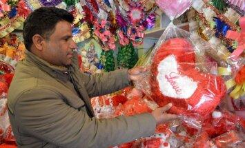 Pakistanas uždraudė Valentino dieną