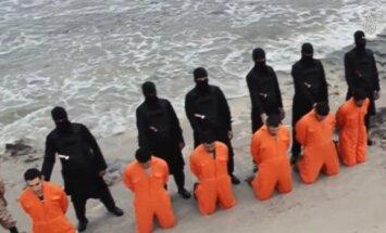 ISIS nukirsdino galvas 21 krikščioniui