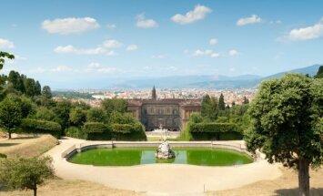 Boboli sodai Florencijoje