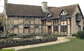 Namas, kuriame gimė Šekspyras