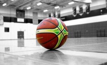 Olimpinis krepšinio kamuolys