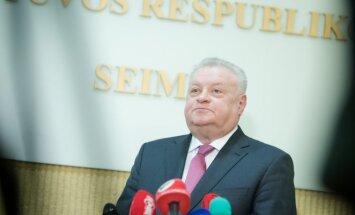 Alexander Udaltsov, Russian Federation Ambassador to Lithuania