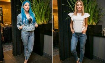 Stilistė Agnė Gilytė atskleidė visas džinsų paslaptis