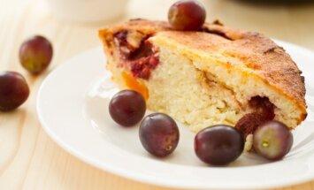 Pats skaniausias varškės pyragas