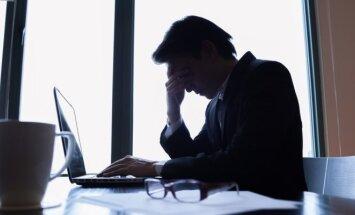 Apie kokias rimtas ligas gali pranešti galvos skausmas?