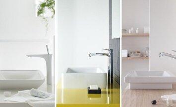 Kokį stilių rinktis vonios kambaryje?