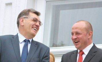 Algirdas Butkevičius, Ričardas Malinauskas