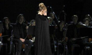 Adele pasirodymas