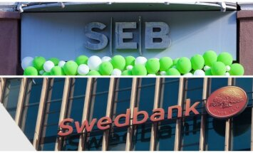 SEB, Swedbank
