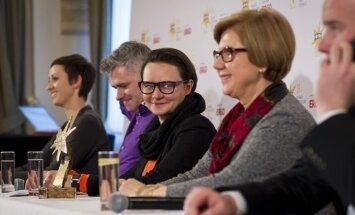 Kino pavasaris 2014 spaudos konferencija (A. Solomino ir R. Daškevičiaus nuotr.)