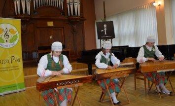 Šeimų muzikavimo festivalis-konkursas Gaidų pynė 2016