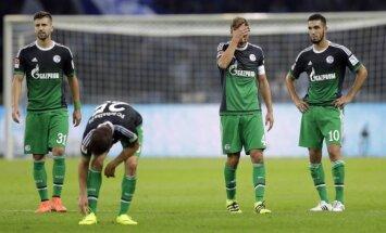 """Schalke"" futbolininkai"