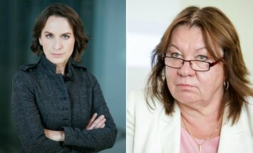 Indrė Makaraitytė ir Rūta Skyrienė
