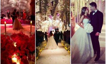 Sofia Vergara ir Joe Manganiello vestuvės