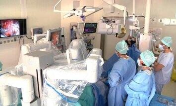 Roboto atliekama operacija
