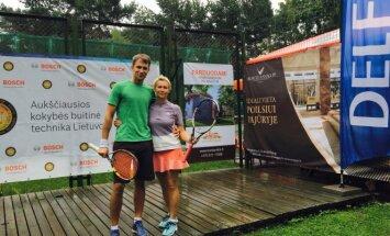 DELFI teniso turnyras Palangoje
