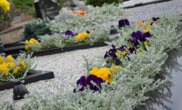 Patarimai, kaip gražiai sutvarkyti kapus