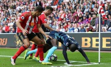 Sunderland ir Middlesbrough rungtynės