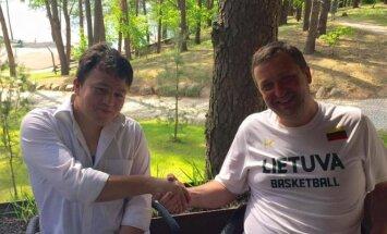 Basiras ir Antanas Guoga