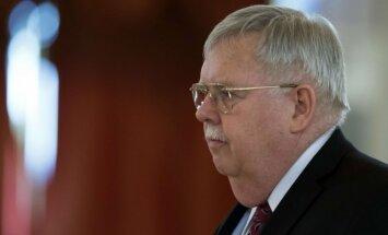 JAV ambasadorius Rusijoje Johnas Tefftas