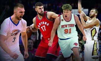 Lietuviai NBA