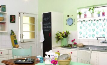 """<span style=""""color: #ff0000;"""">PRIEŠ ir PO:</span> virtuvės pokyčiai per savaitę"""
