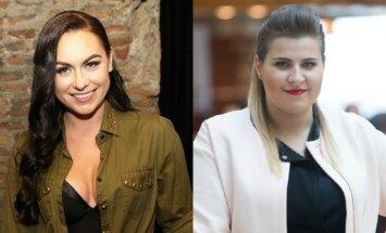 Simona Nainė ir Erika Vitulskienė
