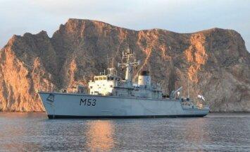 M53 Skalvis. Photo: Ministry of National Defence
